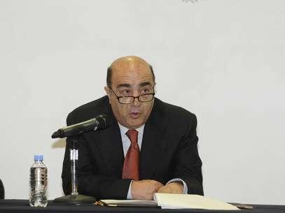 La PGR, encabezada por Jesús Murillo Karam, argumentó que la difusión de datos afectaría estrategias de combate al crimen. Foto: EFE en español