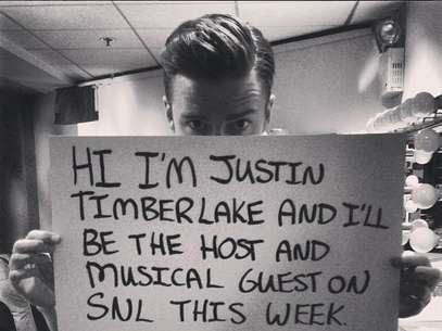  Foto: Instagram/@justintimberlake