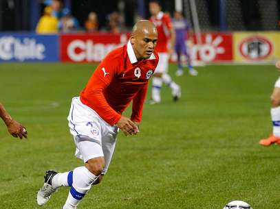 Humberto Suazo does not believe he is fit enough to play with the national team. Foto: Getty Images