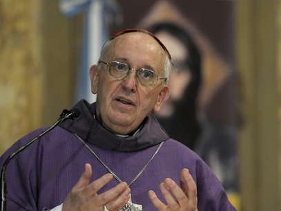 The new Pope, Jorge Mario Bergoglio. Foto: Getty Images