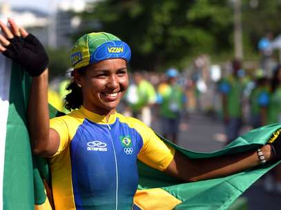 Clemilda representou o Brasil no Pan de 2007 Foto: Getty Images