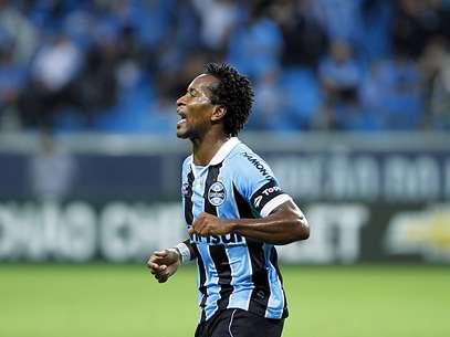 Zé Roberto declarou mais uma vez a intenção de jogar novamente pela Seleção Brasileira Foto: Itamar Aguiar/Grêmio / Divulgação