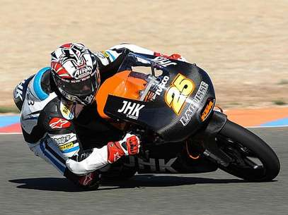 El piloto de KTM, Maverik Viales Foto: EFE