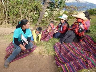 SERUM en comunidades altoandinas. Foto: Terra Perú