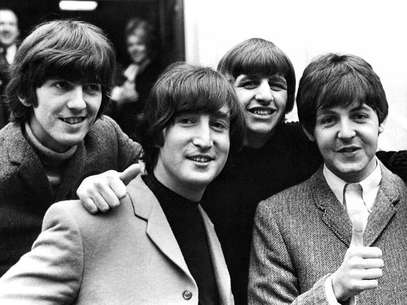 Los Beatles.  Foto: Getty Images