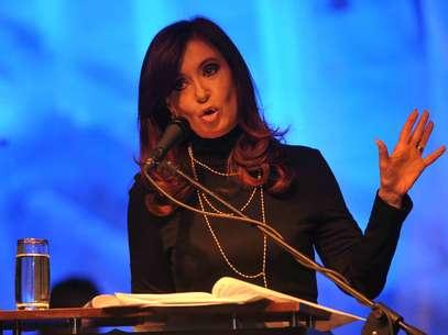 Cristina estuvo en la inauguración de la UMET donde destacó los logros de sugestión Foto: Télam