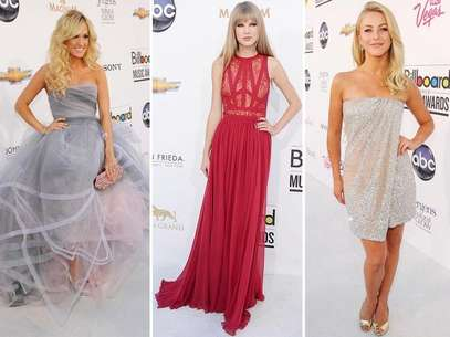 Mejor y peor vestidos de los Billboard 2012 Quin repetir? Foto: Getty Images
