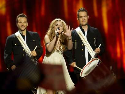 Dinamarca en Eurovision Foto: Getty Images