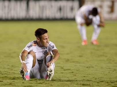 Neymar já teve proposta recente do Barcelona Foto: Ricardo Matsukawa / Terra