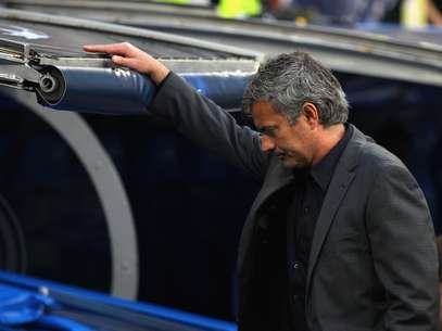Jos Mourinho. Foto: Getty Images
