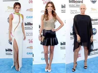 Los artistas se dieron cita en Las Vegas para los Billboard Music Awards 2013. Este ao la alfombra fue azul y por ella desfilaron los artistas y famosos ms hot del momento. Desde las ms bellas y elegantes hasta los ms estrafalarios y 'ridculos'. No te pierdas las alfombra azul de los Billboard Music Awards 2013! Foto: Getty Images
