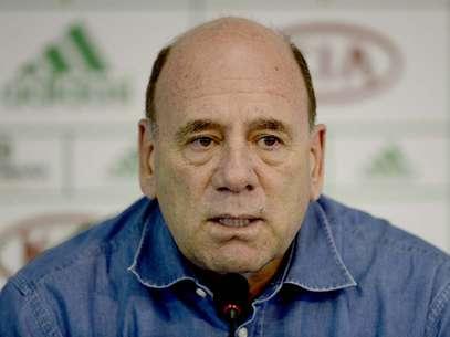 Dirigente do Palmeiras pode renovar com jogadores emprestados pelo Grêmio Foto: Ricardo Matsukawa / Terra