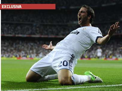 Higuaín. Foto: Getty Images