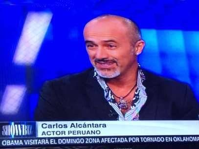 Carlos Alántara en CNN Foto: Captura de TV