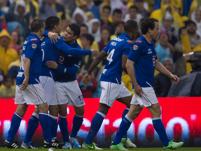 América vs Cruz Azul Foto: Mexsport