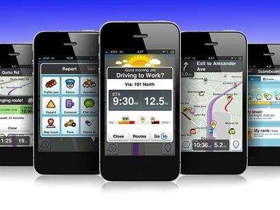 Google anuncia la compra de la app israelí de navegación Waze Waze-app4