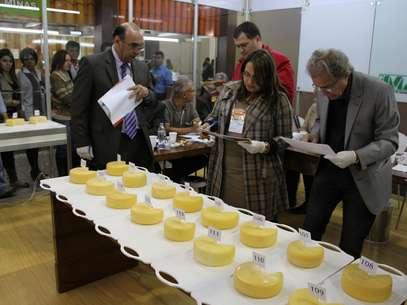 Concursos integram programa da Emater de incentivo aos produtores de queijo minas artesanal Foto: Emater-MG