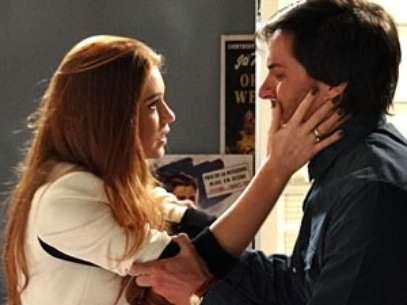 Nicole vai raspar a cabeça em 'Amor à Vida' Foto: TV Globo / Divulgação
