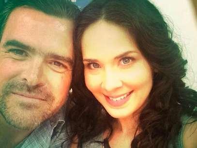 Carlos Moreno eligió a Adriana Louvier para interpretar a 'Constanza', la villana de 'Con Aroma de tu Amor'. Foto: Instagram