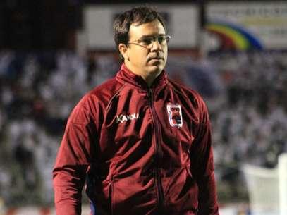 Treinador ainda comanda Paraná no sábado, contraIcasa, pela última rodada da Série B. Seu destino deve ser o rival Coritiba. Foto: Paraná Clube / Divulgação