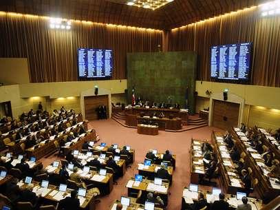 Cámara de Diputados. Foto: Agencia Uno