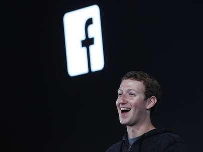 Presidente-executivo do Facebook, Mark Zuckerberg Foto: Robert Galbraith / Reuters