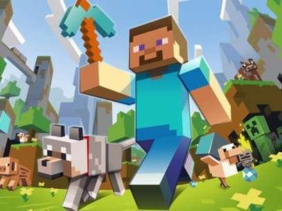 Para todas as plataformas, 'Minecraft' já vendeu mais de 33 milhões de cópias; jogo terá transmissão via Twitch em breve Foto: Divulgação