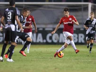 Scocco não se adaptou ao Inter Foto: Alexandre Lops / Divulgação