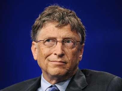 A Fundação Bill & Melinda Gates tem trabalhado na tentativa de livrar os países mais pobres da malária Foto: Gus Ruelas / Reuters