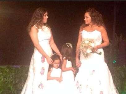 Daniela Mercury e Malu Verçosa passarão a lua de mel em Fernando de Noronha Foto: Instagram/ / Reprodução