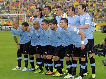 Seleção uruguaia garantiu participação para as Copas do Mundo de 2002 e 2010 pela repescagem. Situação pode se repetir para Mundial de 2014 Foto: Getty Images