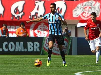 Souza é titular absoluto do Grêmio e tem contrato até 2017 Foto: Lucas Uebel / Grêmio FBPA