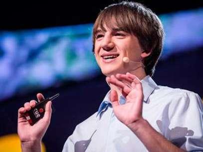 Jack Andraka já se apresentou no TED: ocusto do teste desenvolvido por ele é de US$ 0,03 e o resultado chega em menos de cinco minutos Foto: Eco Desenvolvimento