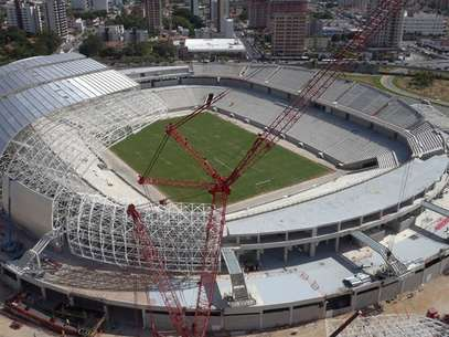 Arena Dunas está praticamente pronta Foto: Arena / Divulgação