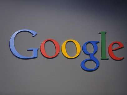 Logo do Google é visto na garagem onde a empresa foi fundada em Menlo Park, Califórnia, nos Estados Unidos Foto: Stephen Lam / Reuters