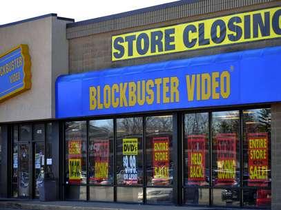 Blockbuster fechará todas as lojas físicas nos EUA até janeiro Foto: AP