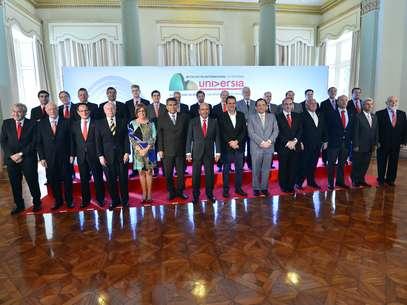 O encontro de reitores foi anunciado nesta segunda-feira, no Rio de Janeiro Foto: Daniel Ramalho / Terra