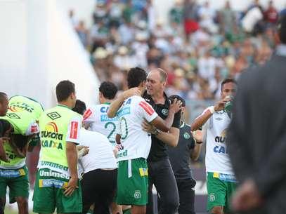Chapecoense venceu Icasa fora de casa Foto: Miséria.com / Futura Press