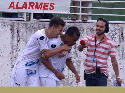Sport confirmou o retorno à Série A neste sábado Foto: Pakito Varginha / Futura Press