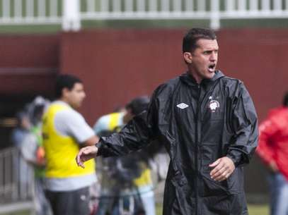Mancini foi um dos principais responsáveis por grande campanha do Atlético-PR Foto: Cleber Yamaguchi / Agência Eleven / Gazeta Press