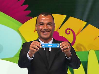 Grupo A, do Brasil, terá Croácia, México e Camarões Foto: Jefferson Bernardes / Vipcomm