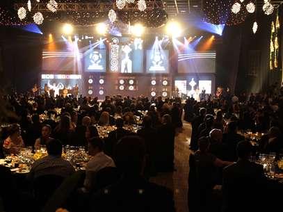 Cerimônia de sorteios foi realizada em Luque, no Paraguai Foto: EFE