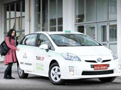 Passageiros poderão compartilhar táxis em trechos pré-determinados Foto: Eco Desenvolvimento
