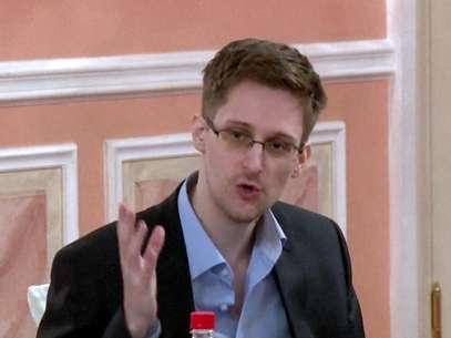 Edward Snowden Foto: AFP