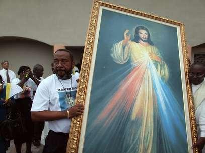 Imagem de Jesus com traços frágeis e pele clara não é corroborada por cientistas Foto: Getty Images