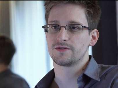 Edward Snowden em imagem de arquivo Foto: AP