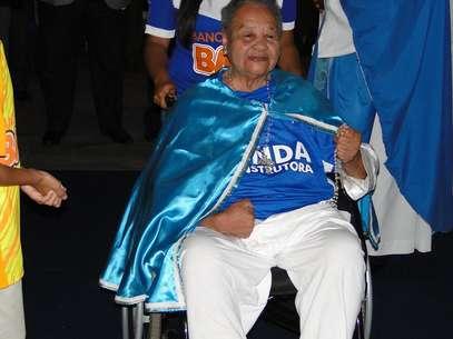 Dona Zulmira completou nessa quinta-feira 93 anos de idade Foto: Marcellus Madureira / Marcellus Madureira Rodrigues de Oliveira - ME - Especial para o Terra