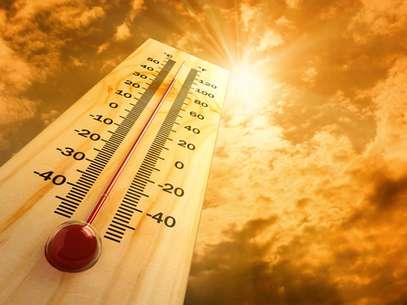 Cidades do Sul e do Sudeste registraram temperaturas elevadas no início do ano Foto: Reprodução
