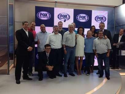 Fox Sports apresenta equipe para seus dois canais Foto: Dassler Marques / Terra