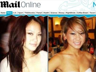 Kim Pham morreu após ser agredida por causa de um mal-entendido em uma boate em cidade da Califórnia Foto: Daily Mail / Reprodução